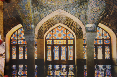 Mosque in Iran